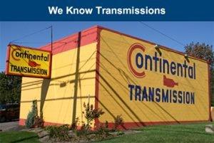 Expert Transmission Repair